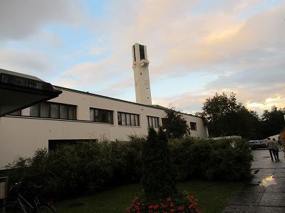 ラケウデンリスティ教会1