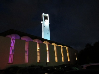ラケウデンリスティ教会2