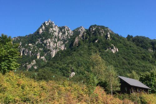みずがき自然公園からの瑞垣山
