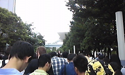 コミケ1日目・1