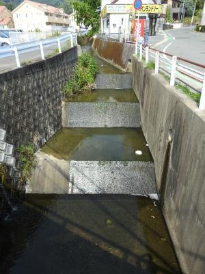 1 唐の原川3段堰