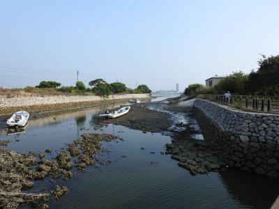 10 五丁川河口