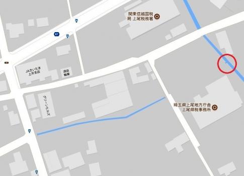 上尾県税事務所MAP2