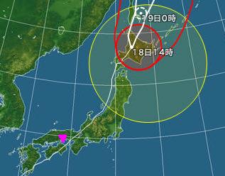0918-台風18号