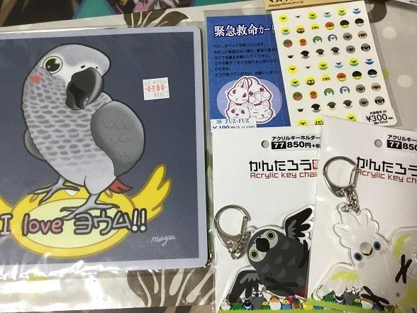 ことりのとりこ 2017-7-30-4