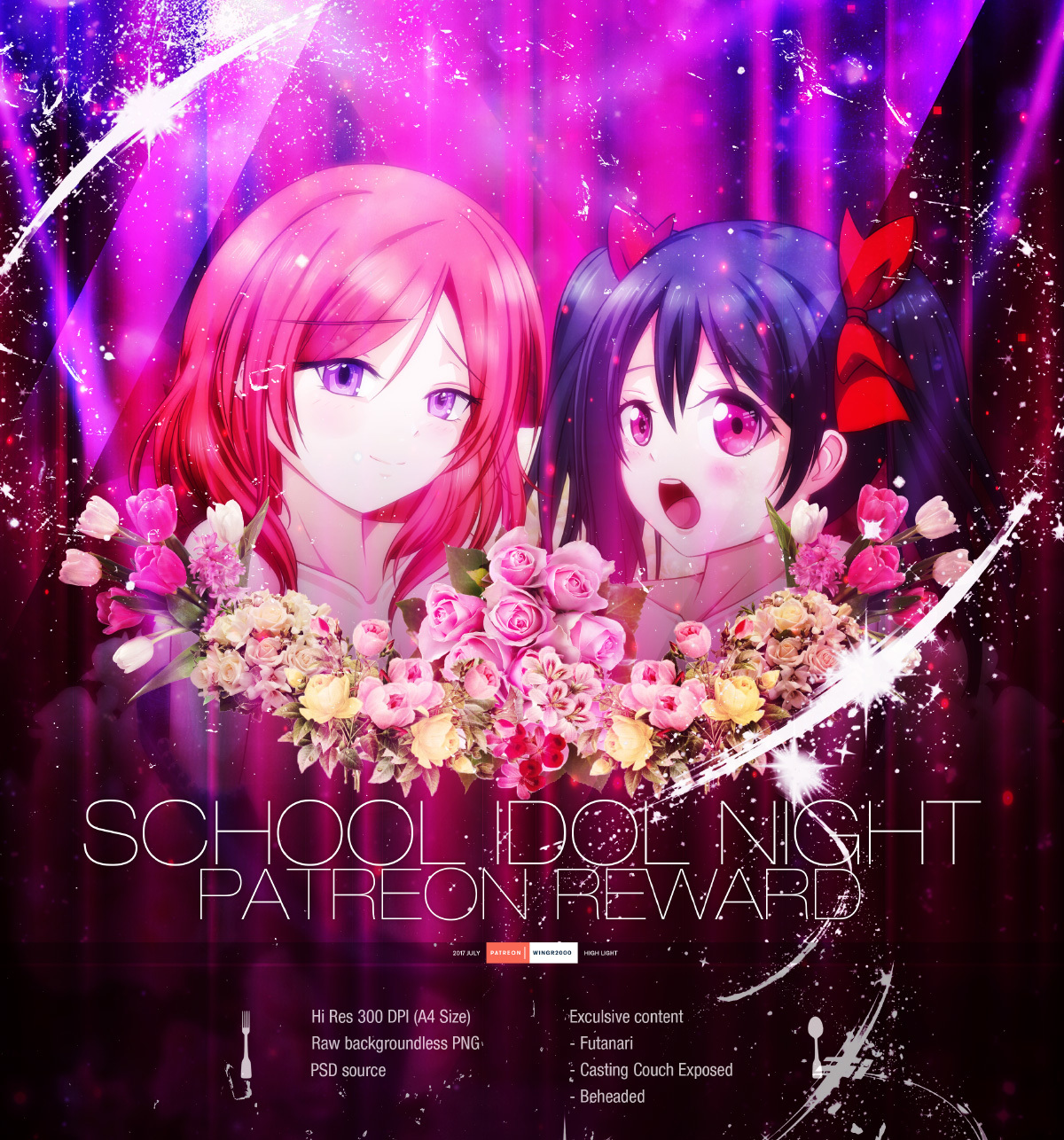 School Idol Night - Love Live