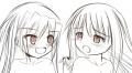 Kyoko And Homura