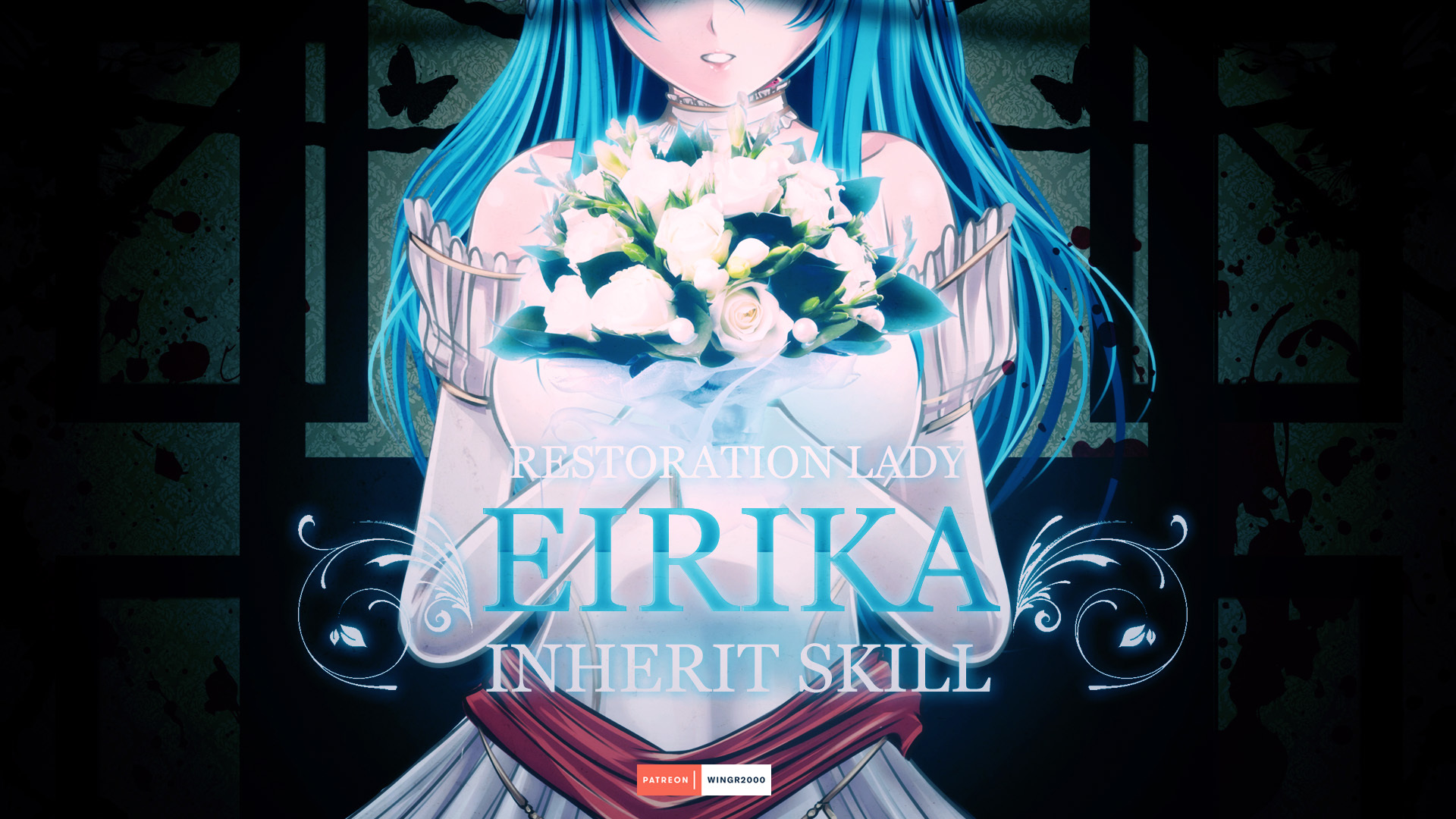 Restoration Lady Eirika - Inherit Skill