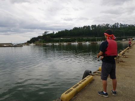 飛島 釣り