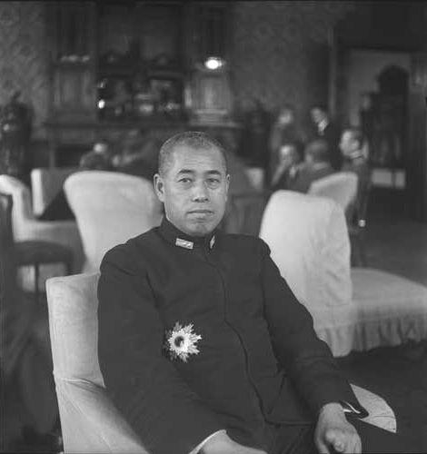 山本五十六(海軍中将時代)