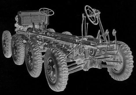 Sd.Kfz.234/2_Chassis