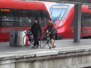 8-21ミュンヘン駅
