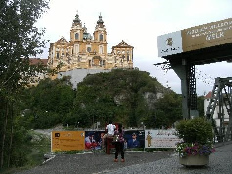 8-25メルク修道院