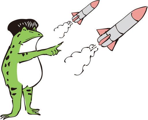 北朝鮮がミサイル発射!今週は雇用統計に注目