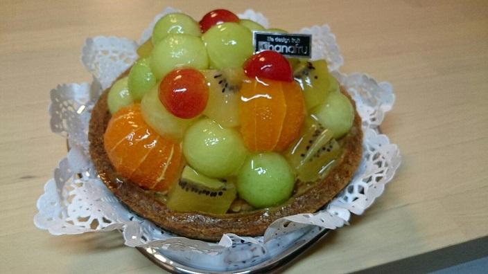 ハナフル松山店①