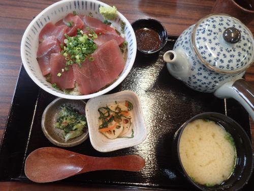 昼食・志賀島①