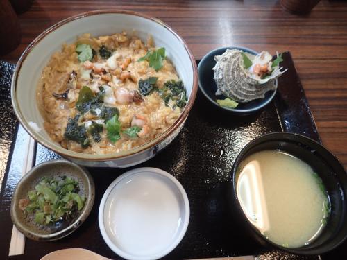 昼食・志賀島②