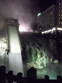 2017.7草津湯畑下夜