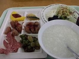 2017.7草津朝食