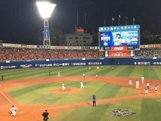野球観戦(横浜スタジアム)_012