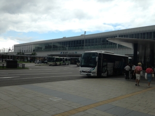 2JR富山駅