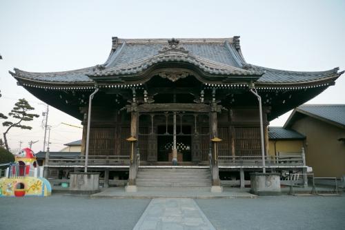 海蔵寺外観