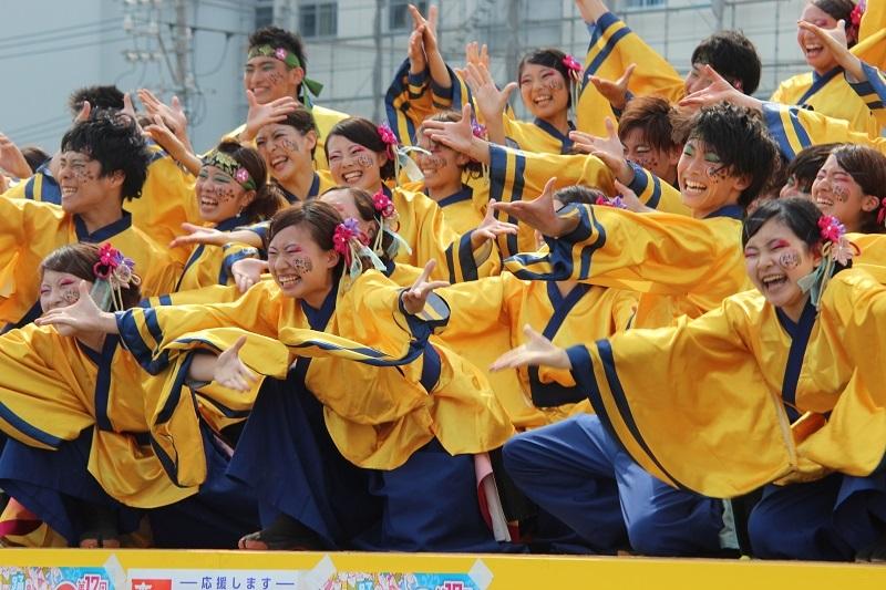 ⑤お茶ノ子祭々