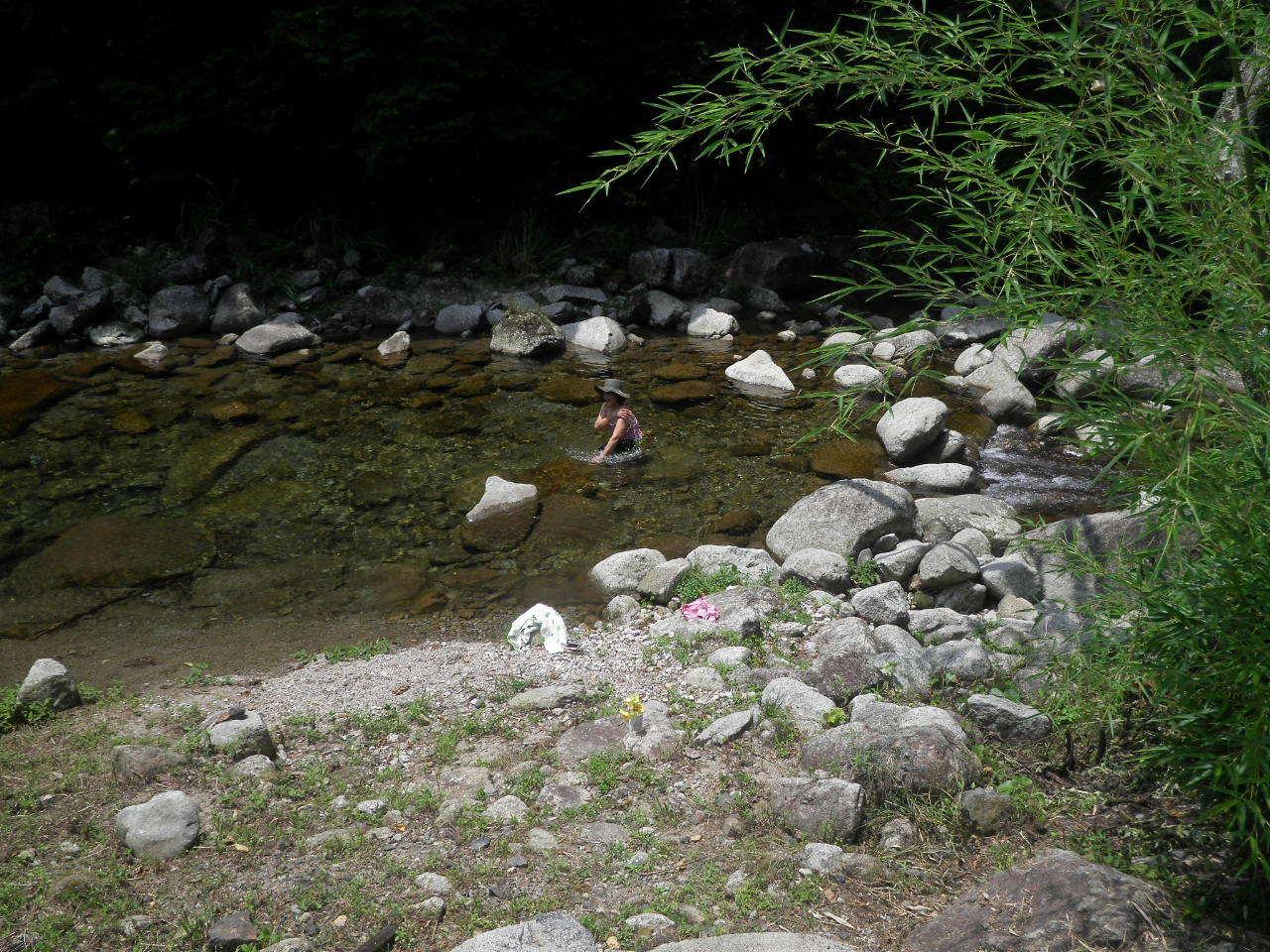水遊び51