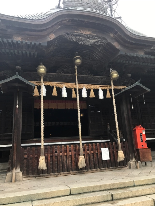 四柱神社1
