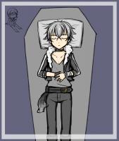眠り狼と小さい吸血鬼
