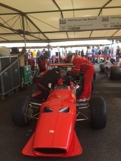フェラーリ1.5L