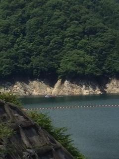 湯西川湖ダック