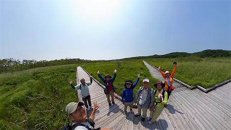 釧路湿原ウォーク3