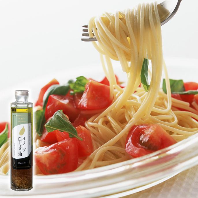トマト&バジルのパスタ