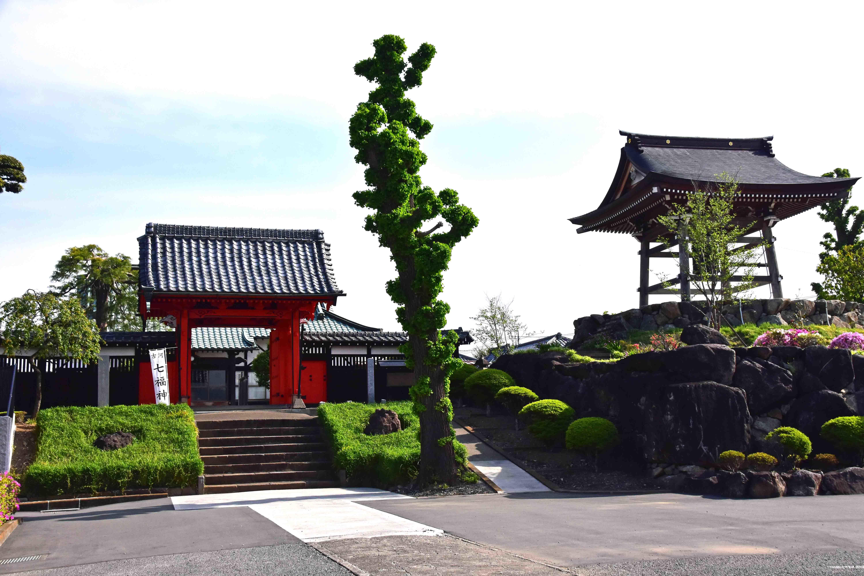 土井家墓所 正定寺