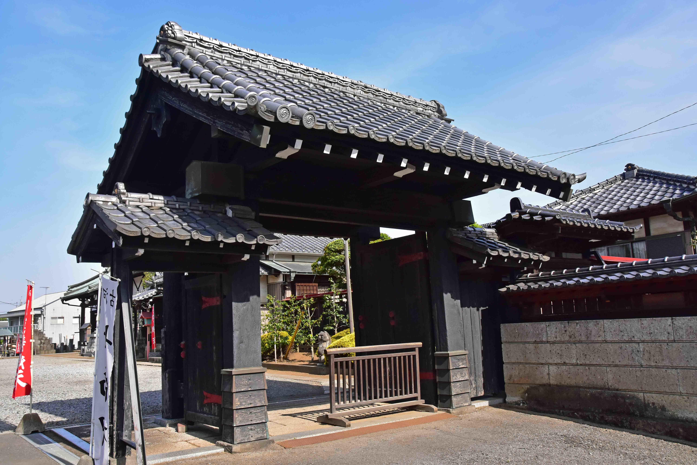 土井家屋敷門