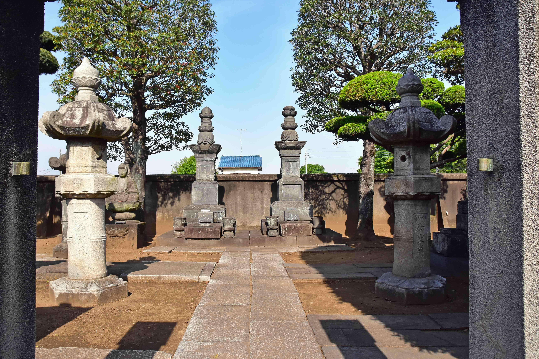土井家墓所