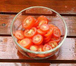 DSC_0112ー薄切りトマト