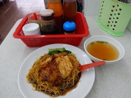 シンガポール2017.3グルメ・ローカル