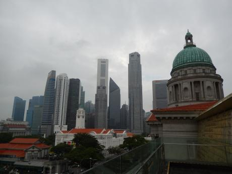 シンガポール2017.3ナショナルギャラリー