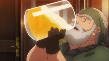 『異世界食堂』第9話感想・・・今日は飯UMEEEEEというより飲み物UMEEEEEEだったな!! でも相変わらずオチが・・・・