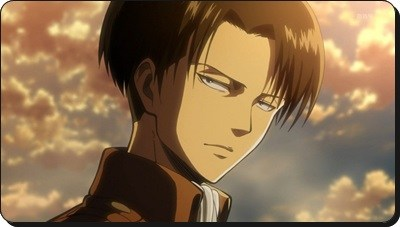 【悲報】ワイ、リヴァイ兵長と同じ髪型にして貰うもどこかおかしいwww