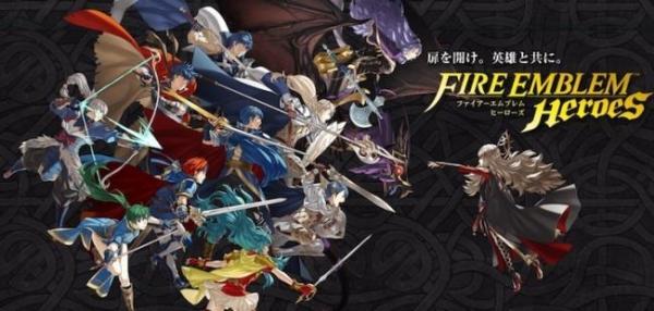 【朗報】『ファイアーエムブレムヒーローズ』の新キャラ解析でアニメ化の可能性が示唆!!