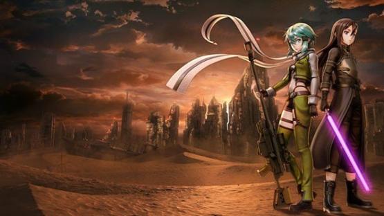 『ソードアートオンライン』GGOベースの新作ゲームが出るぞおおおお! 動画も公開!