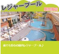 奈良健康ランド プール