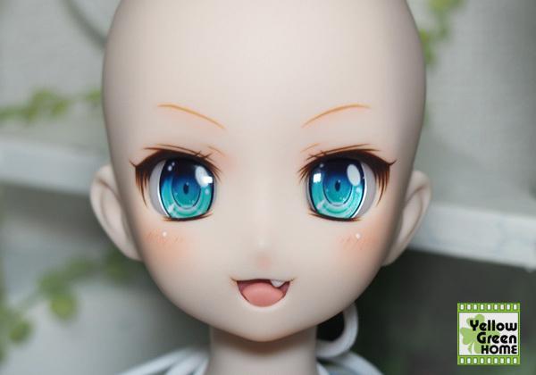 NO.47 オビツ50-04 カスタム 猫口