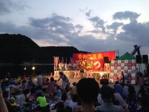 2017夏祭りステージ チョットだけショ_12