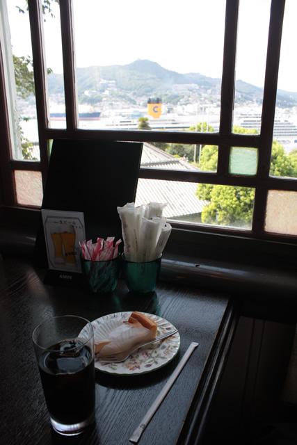 グラバー園カフェ