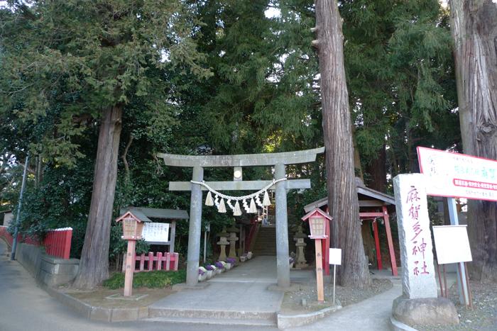 下総の国の神社  麻賀多神社  2