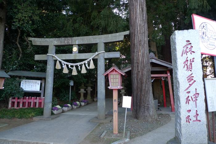 下総の国の神社  麻賀多神社  3